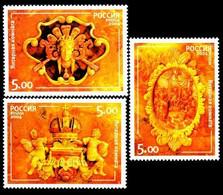 RUSSIE/RUSSIA/RUSSLAND/ROSJA 2004** MI.1177-1179 ,ZAG..945-47,YVERT.. 6806-08 - Unused Stamps