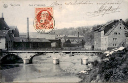 België - Verviers - Pont D 2 Ndrimont - 1907 - Unclassified