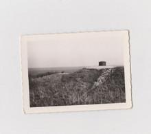 4 Petites Photos Du Fort De DOUAUMONT - Reproductions