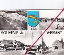 CP 62 -   WISSANT   -   Souvenir De ... - Wissant
