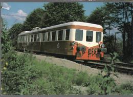 Autirail PICASSO : Ligne Guitres-Marcenais (33 Gironde)  (PPP28131) - Trains