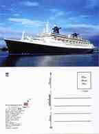"""Ship Postcards -Passenger    Ship """" Norway    """"  Read Description - Zonder Classificatie"""