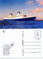 """Ship Postcards - Passenger   Ship"""" Norway  """"    Read Description - Zonder Classificatie"""