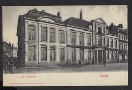 GENT * GAND * LA CONCORDE * HOTEL * EDITION V G BRUXELLES * 1906  * 2 SCANS - Gent