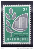 D - [TC078-02]TB//-LUXEMBOURG YV N° 745 @XX-MNH@ Centre Agronomique De Mersch - Unused Stamps