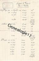03 1898 COSNE D ALLIER Allier 1932 Hongreur G. BONNET ( Castration De Cheval CASTRER ) Tres Tres Rare ( La 1ere En Quara - Equitation