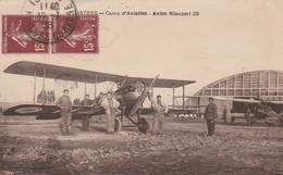 Istres - Camp D'aviation / Avion Nieuport 29 - Istres