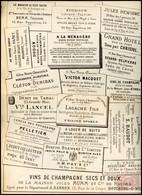 O 2c. Violet Obl. Sur Journal Complet L'INDEX Du 5 Mars 1870. SUP. - Zeitungsmarken (Streifbänder)