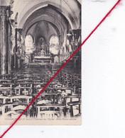 CP 62     - WISSANT-  La Plage - Intérieur De L'église - Avant Choeur Antique - Wissant