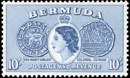 * Set Of 18. Complet Set. VF. - Bermuda