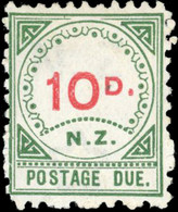 * Postage Due Stamp - Set Of 7. 2 Complete Set. SUP. - Ohne Zuordnung