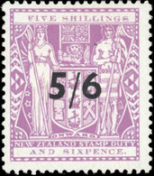 * Postal Fiscal Stamps - Set Of 2. SUP. - Ohne Zuordnung