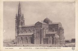 MAROC - CASABLANCA - 925 L'Eglise Sainte-Margueritte Des Roches Noires - Casablanca