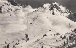 PRALOGNAN-la-VANOISE (Savoie): Téleski  Du Bochor Et La Grande Casse - Pralognan-la-Vanoise