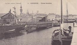 Belgique - Ostende - Vieux Bassins - Oostende
