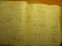 Texte+ 20 Planches Militaria Cours 1904/1905 Fortification Cuirassée Et Forteresses Début Du XXème Voir  Description - Ohne Zuordnung