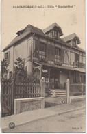 """62 LE TOUQUET- PARIS-PLAGE  Villa """" Marienthal"""" - Le Touquet"""