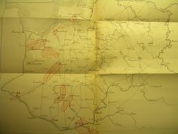 Texte+ 9 Planches Militaria Cours 1900 La Manoeuvre De VILNA (VILNIUS) Napoléon 1er - Unclassified