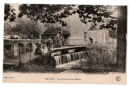 PANNES LA PASSERELLE DU MOULIN ANIMEE - Other Municipalities