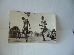 AFRIQUE NOIRE .3167. TCHAD FORT ARCHAMBAUULT DANSE A MARO CPM FORMAT CPA LIBRAIRIE ARCHIBALDIENNE JACQUES BOISSON - Chad