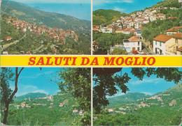 Saluti Da.....  MOGLIO. Alassio. Savona. 44sd - Savona
