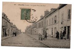 CHEVILLY LA GRANDE RUE ANIMEE - Other Municipalities