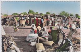 Carte Photo - Niamey - Grand Marché - 1960 - Niger