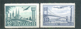 1940 Airmail MNH - Nuevos