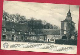 C.P. Jodoigne-Souveraine  =  Le  Château - Nijvel