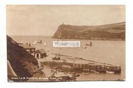 Port Erin, Bradda Head - 1905 Used Isle Of Man Postcard - Isola Di Man (dell'uomo)
