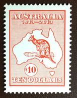 Australia 2013 Kangaroo Stamp Anniversary MNH - Ongebruikt