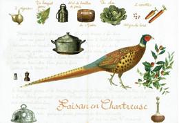 Faisan En Chartreuse - éditions Mirontaine - Neuve - Recipes (cooking)