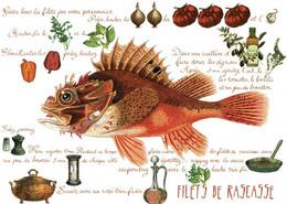 Filets De Rascasse - éditions Mirontaine - Neuve - Recipes (cooking)