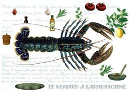 Le Homard à L'armoricaine - éditions Mirontaine - Neuve - Recipes (cooking)
