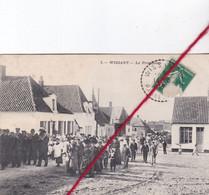 CP 62 - WISSANT   - La Procession - Wissant