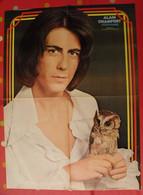 Poster De Alain Chamfort. Vers 1976. Stéphanie. - Posters