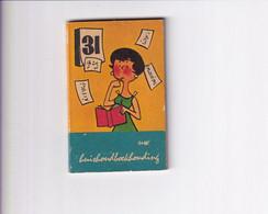 Franco-Suisse Kaasfabriek Familiereeks - Mijn Bibliotheek - Huishoudboekhouding - House & Decoration