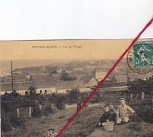 CP 62 - WISSANT   - Vue Du Village  (1 Coin Cassé) - Wissant