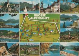 Bayerische Alpen - U.a. Wendelstein - 1981 - Otros