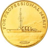 Grande-Bretagne, Médaille, Royal Navy, Professional Merit, Joseph T. Gedge - Other