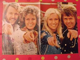 Poster De Abba. 1976. - Posters