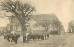 GENNEVILLIERS Place De L'église - Gennevilliers