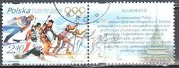 Poland 2006 - Winter Olympic Games - Turin - Mi.4227 - Used - Usati