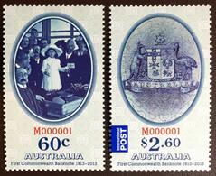 Australia 2013 Commonwealth Banknote Anniversary MNH - Ongebruikt
