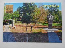 Armenia Yerevan Monument To Tigran Petrosian World Chess Champion Modern PC - Armenia