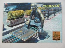 Armenia Yerevan Monument To Backgammon Player Modern PC - Other