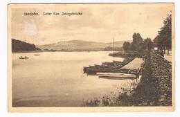 D-12450   ISERLOHN : Seiler See, Anlegebrücke - Iserlohn