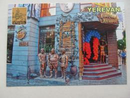 "Armenia Yerevan Restaurant ""Kavkazskaya Plennitsa"" (Caucasian Captive) Modern PC - Armenia"