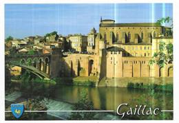 Gaillac Blason Abbaye Bénédictine Saint Michel - Gaillac