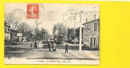 YVRAC Le Poteau Café Train (BR) Gironde (33) - Andere Gemeenten